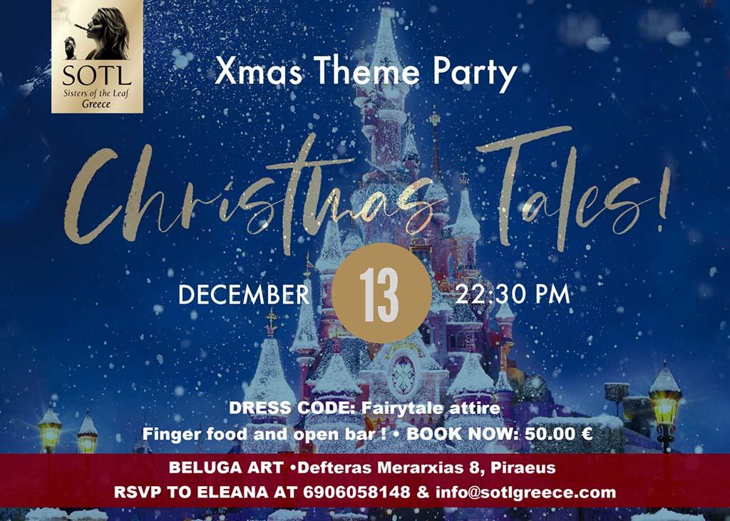 Christmas Tales - SOTL Greece